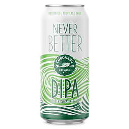 NEVER BETTER DOUBLE IPA 8,1° 473CC