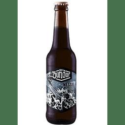 Cerveza Bundor Nessie Wee Heavy botella 330cc