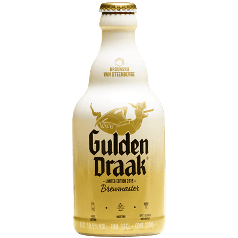 Gulden Draak Brewmaster (Añejada Barrica) botella 330cc