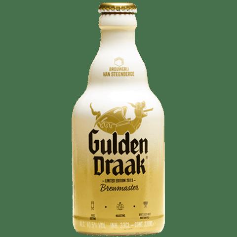 Gulden Draak Brewmaster (Añejada Barrica) botella 330cc