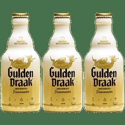 3x Cerveza Gulden Draak Brewmaster (Añejada Barrica)