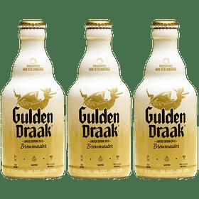 3x Gulden Draak Brewmaster (Añejada Barrica) 330cc