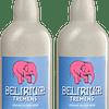 2x! Cerveza Delirium Tremens botella 750cc