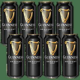8x! Guinness Draught 440cc
