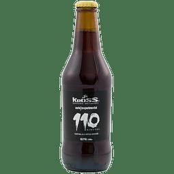 Cerveza Kross 110 Scotch Ale 330cc