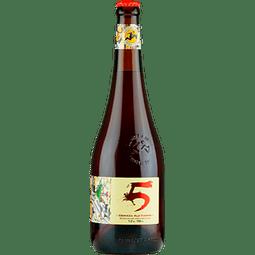 Cerveza Kross 5 Aniversario 750cc