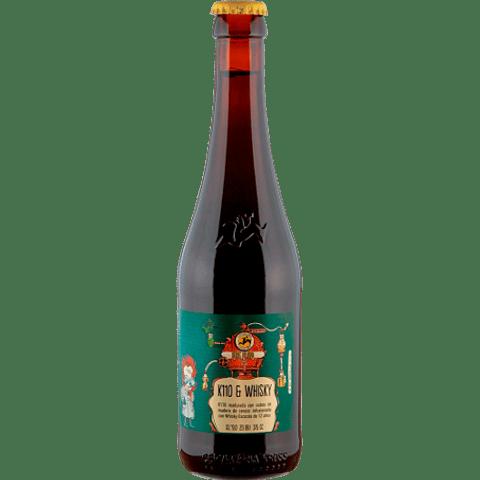 Cerveza Kross 110 & Whisky 375cc (Madurada roble americano)
