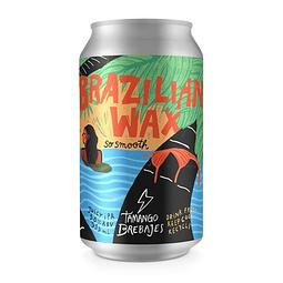 Tamango Brazilian Wax Juicy IPA lata 355cc