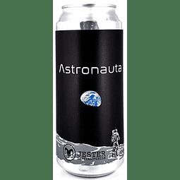 Cerveza Jester Astronauta lata 473cc