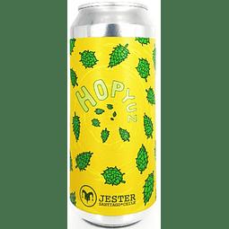 Cerveza Jester Hop Yuz lata 473cc