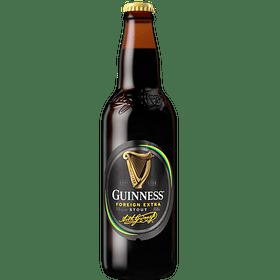 """Cerveza Guinness """"Foreign Extra Stout"""" 650cc"""