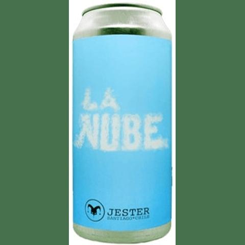 """Cerveza Jester """"La Nube"""" lata 473cc"""