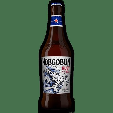 Cerveza Hobgoblin Ruby botella 500cc
