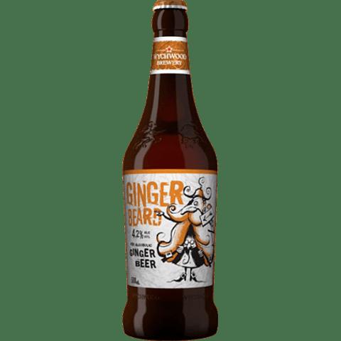 Cerveza Hobgoblin Ginger Beard botella 500cc