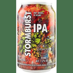 """Cerveza O'Hara's """"Stormburst IPA"""" lata 330cc"""