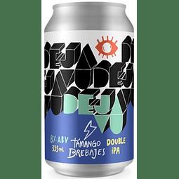 "Cerveza Tamango ""Deja Vu Doble IPA"" lata 355cc"