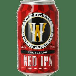 The White Hag Fleadh Red IPA lata 330cc