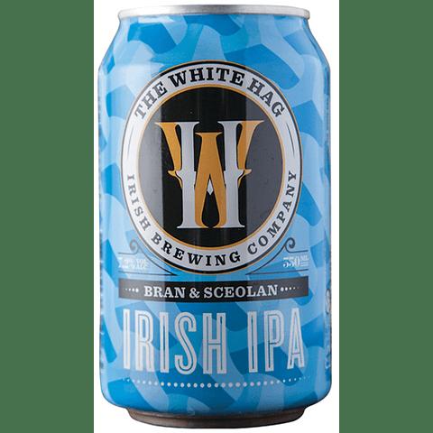"""The White Hag """"Irish IPA"""" lata 330cc"""