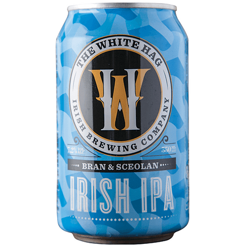 The White Hag Irish IPA lata 330cc