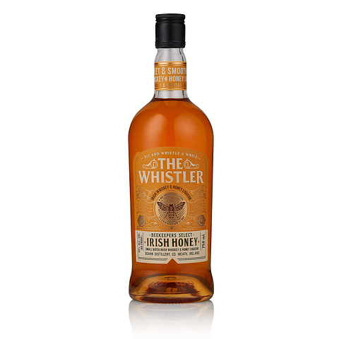 The Whistler Irish Honey botella 700cc