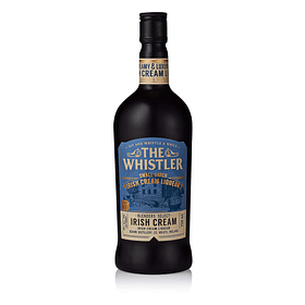 The Whistler Irish Cream Liqueur botella 700cc
