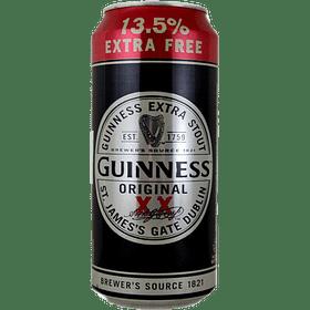 Guinness Original lata 500cc