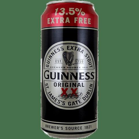 Cerveza Guinness Original 500cc