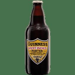 "Cerveza Guinness ""West Indies Porter"" 500cc"