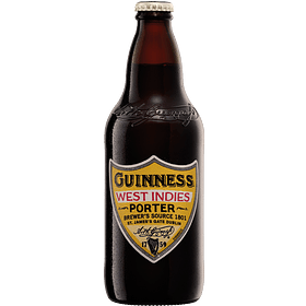 "Cerveza Guinness ""West Indies Porter"" 500cc"