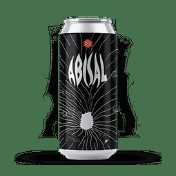 Cerveza Granizo Abisal 473cc