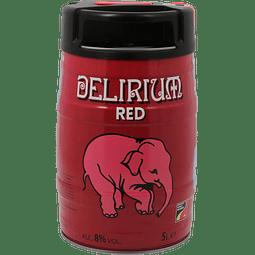 Delirium Red Barril Minikeg 5lts