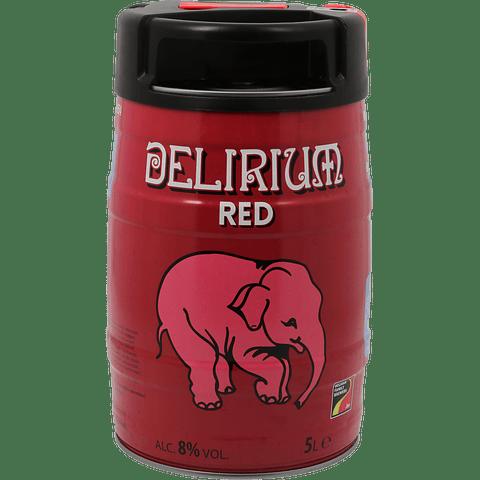 Delirium Red Barril 5 lts