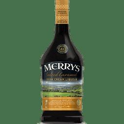 ¡Especial Día del padre! Merrys Irish Cream Salted Caramel botella 700cc