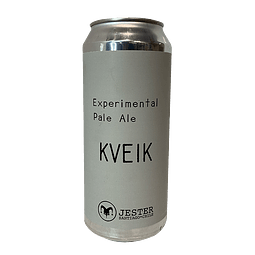 "Cerveza Jester ""Experimental Kveik"" 473cc"