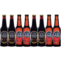 8x! Cervezas Cuello Negro Variedades 330cc