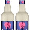 2x! Cerveza Delirium Nocturnum botella 750cc