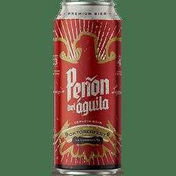 Peñón del Águila Roja Oktoberfest, lata 473cc