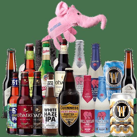 """Pack de Degustación Variedades Beer Square"""