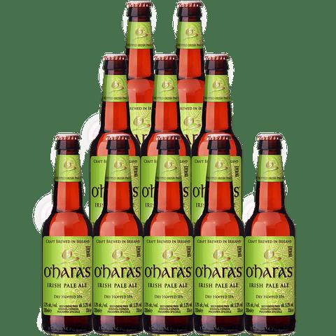 10x O´Hara´s Irish Pale Ale 330cc