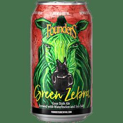 Founders Green Zebra, lata 355cc