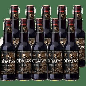 10x O´Hara´s Irish Stout botella 330cc