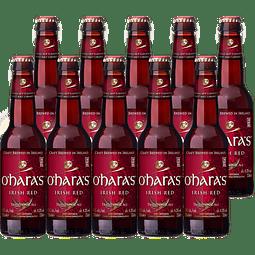 10x O´Hara´s Irish Red Ale botella 330cc