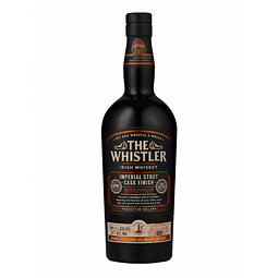 The Whistler Irish Whiskey Imperial stout 700cc