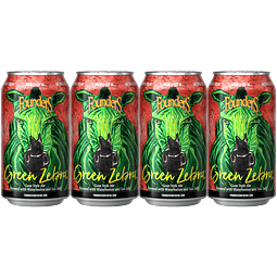 4x Founders Green Zebra, lata 355cc