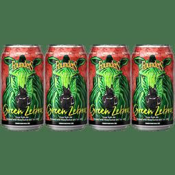 4x Founders Green Zebra lata 355cc