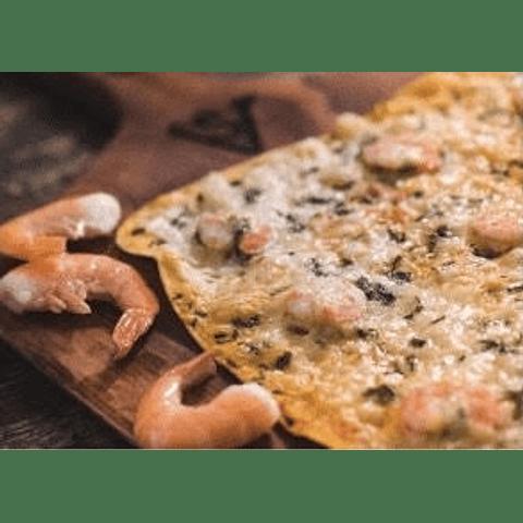 Gamberi Pizza Sant Ambrogio