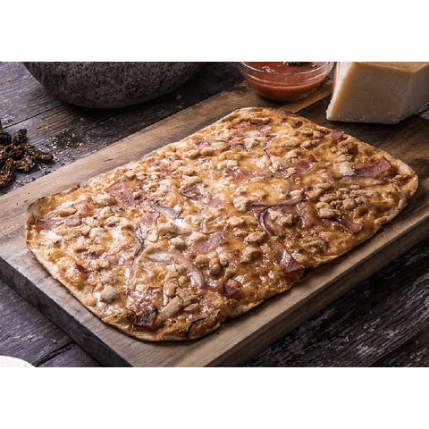 Texas BBQ Pizza Sant Ambrogio