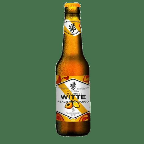 """Witte Peach & Mango botella 330cc"""