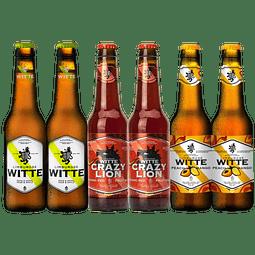 """Pack 6x Limburgse Witte variedades"""