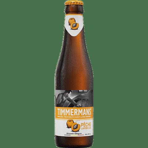 Timmermans Peche Lambic botella 250cc